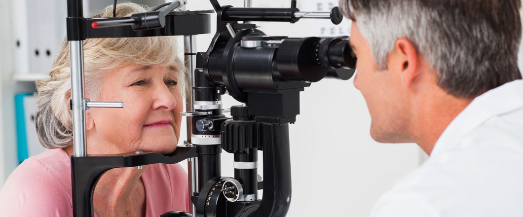 Visit us for your annual eye exam
